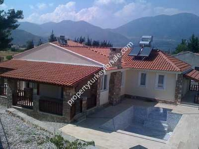 Stylish Bungalows stylish bungalows in uzumlu with private pools 3 bedrooms