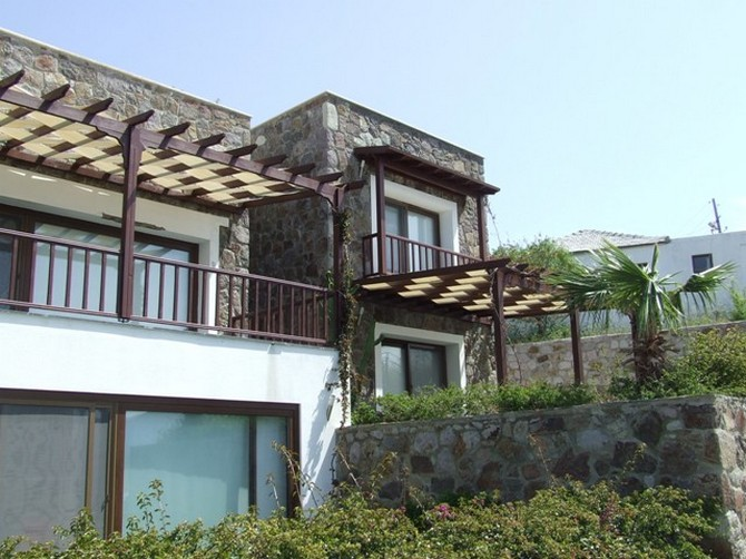 Attractive Yalikavak Villa Beach Front 3 Bedrooms
