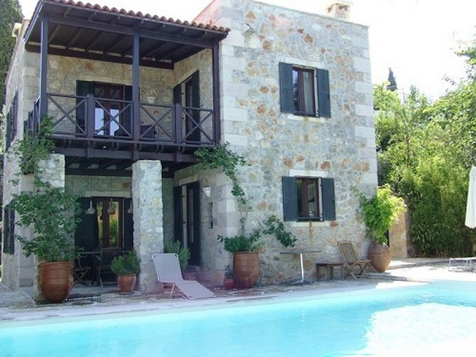 Authentic Stone Villa 3 Bedroom with Pool in Yalikavak