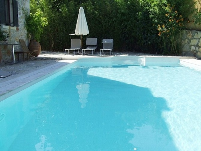 Stone property Bodrum Yalikavak with pool