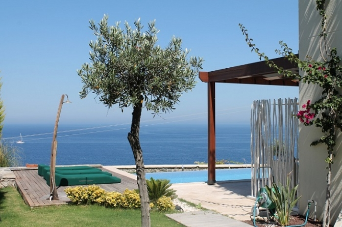 Luxury Seafront Villa in Bodrum Yalikavak 3 Bedroom