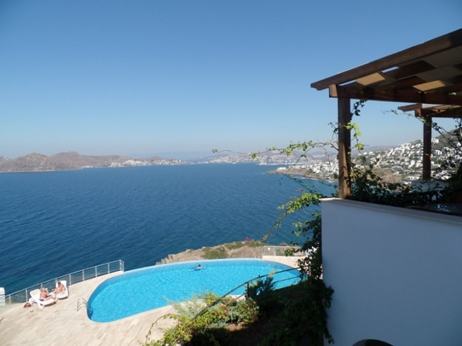Amazing Three Bedrooms Duplex With Full Sea View