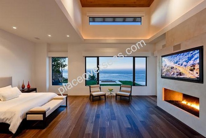 Panoramic bedrooms