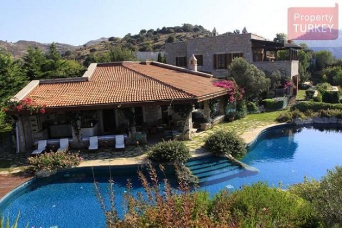 Spectacular Yalikavak Villa for the More Discerning
