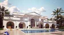 5 bedrooms Villas in Akkaya