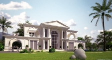 White House Lake View Villas in Dalaman 4 Bedrooms for sale