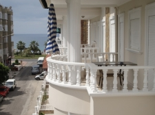Spacious Alanya Penthouse Sea View 4 Bedrooms