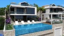 Kalkan Modern Luxury Villas with Panaromic Views
