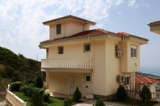 Alanya Sea View Villa 3 Bedrooms