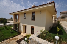 Contemporary Alanya Villas with Sea Views 3 Bedrooms