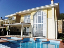Modern Sea View Alanya Villa with Private Pool