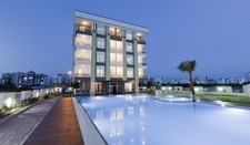 Antalya City Apartment Swimming Pool 1 Bedroom  for sale