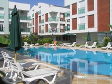 2 bedrooms Apartments in Antalya city