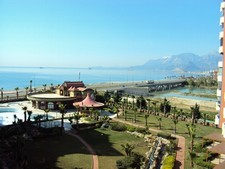 Seafront Antalya City Apartment Large Pool 2 Bedrooms