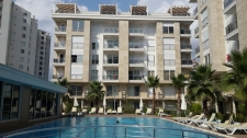 Antalya City 2 bedroom Apartment Prime Location for sale