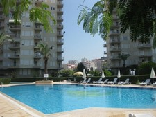 Antalya City Apartment private Pool 3 Bedrooms for sale