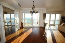 Seafront Antalya City Apartment Large Pool 4 Bedrooms
