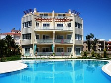 Luxury Belek Apartments near Golf Course 3 Bedrooms