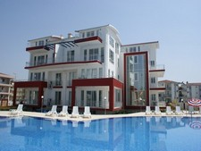 Belek Penthouses near Golf Courses 3 Bedrooms