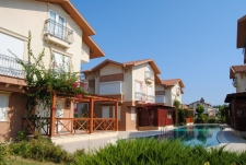 4 bedroom Villa in Belek Golf Area with 2 swimming pools