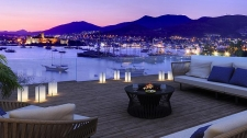 Contemporary Bodrum Town Apartment Near Beach 3 Bedrooms