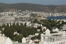 Bodrum Villa Panoramic Roof Terrace 4 Bedrooms