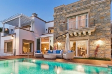 Luxury Villa in Bodrum Centre best of Sea Views