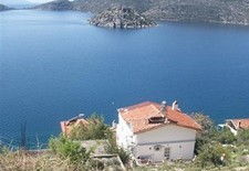 Seafront Bozburun Villa Ideal for Sailors 3 Bedrooms