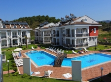 Spacious Apartment Complex on Calis Beach