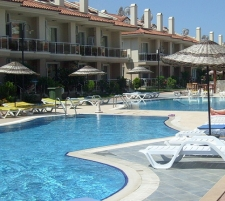 Sea Front Apartment in Calis Fethiye 1 Bedroom