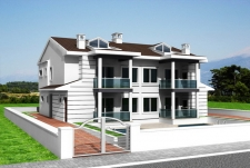 Off Plan 2 and 3 Bedroom Apartments and pool Calis Fethiye
