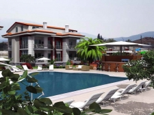 Brand New Apartment Project in Calis Beach Fethiye