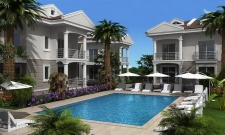 New Three Bedroom Apartments close to the sea in Calis Fethiye
