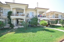 Apartment on a Seafront Complex in Calis