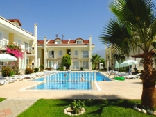 Spacious Two Bedroom Apartment on Calis Beach