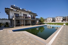 Sold - Bargain Ground Floor Apartment With Swimming Pool, Ciftlik