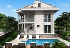 Conveniently Located Modern Apartments near Calis Beach