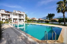 Modern Fully Furnished Apartment with Pool in Calis Fethiye