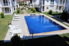 Three bedroom Calis duplex apartment shared swimming pool