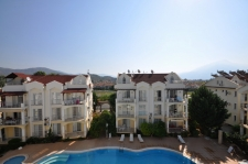 Delightful 3 Bedroomed Duplex Apartment in Calis