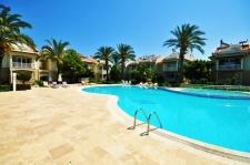 Centrally Located Duplex Apartment With Swimming Pool -Calis