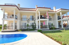 Quality Built Apartment with Pool in Calis Fethiye