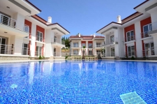 Popular Apartment Complex in Calis Fethiye