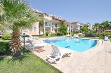 Duplex Apartment with Sea Views and Pool in Calis Fethiye