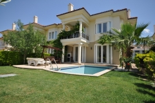 Stunning Villa with Private Pool On Calis Beach