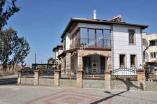 Seafront Calis Villa with Pool and Fabulous Sea Views