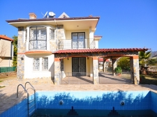 Stone Built Detached Villa with Private Pool and Garden