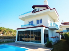 Exclusive Fully Furnished Villa in Calis For Sale