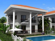 Off Plan Calis Villa Large Garden 3 Bedrooms