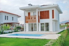 Detached Quality Built Villas in Calis Fethiye